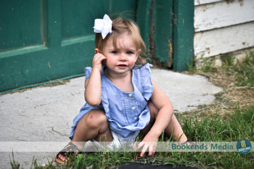 Baby Vivi Photo Shoot - The Park at Harlinsdale Farms