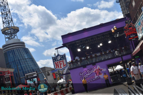 NFL Draft 2019, Nashville, TN