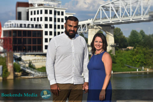 Amy & Illyas Engagement Photo Shoot, Nashville, TN 8/18/2019
